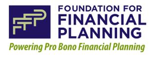 Foundation for Financial Planning Logo